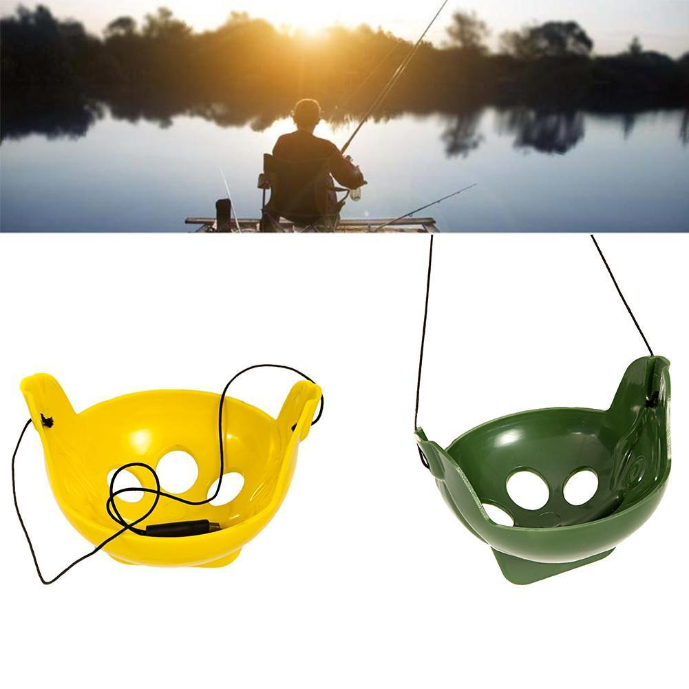 European Small Fishing Bait Cage Basket Fishing Lure Fishing Fishing Lure Holder Cage Baits Feeder Accessories L5A9