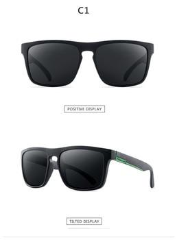 2021 Polarized Sunglasses Men's Driving Shades Male Sun Glasses For Men Retro Cheap Luxury Women Brand Designer UV400 Gafas - C1