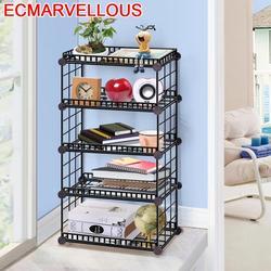 Meuble Rangement Bois półka ścienna wyświetlacz mobilny dla La Casa szafka Libreria dekoracje mebli regał na książki