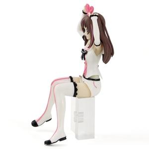 8 стилей Аниме Sword Art Online SAO YUI Kizuna AI AsunaYuuki Kirigaya Suguha фиксатор для лапши Фигурки игрушки сексуальная фигурка Gal