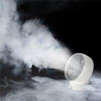 Mini Ventilador de Circulação de Ar de 180 Graus de Rotação 330 Vento Forte Poder de Carregamento Usb Baixo Ruído Alta Vento Branco|Vent.| |  -