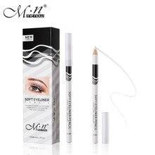 Eyeliner-Pen Waterproof Menow Packing White NEW Silkworm Brand P112 Brightening High-Gloss