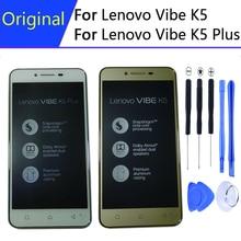 Оригинальный дисплей для lenovo vibe k5 A6020A40 A6020a41 pantalla lenovo vibe k5 plus LCD A6020a46 A6020136 A6020137 сенсорный экран