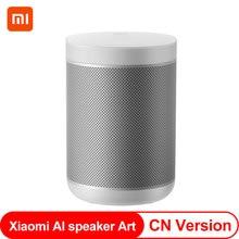 Xiaomi Mi altavoz arte AI inteligente Google asistente & Chromecast inalámbrico bluetooth altavoz LED luz estéreo Subwoofer