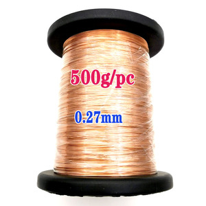 Image 3 - 500g/pc  0.21 0.23 0.25 0.29 0.33 0.35 0.37 0.4 0.45 0.5 0.6 0.7 0.8 0.85 mm Wire Enameled Copper Wire Magnetic Coil Winding DIY