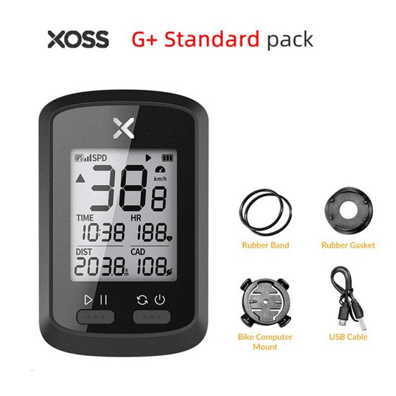 Free Ship⌐XOSS Bike Computers Gps Speedometer Bicycle Cadence Bluetooth Wireless Waterproof Ant é