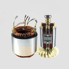 Gasoline generator stator rotor assembly 2/ 2.5/ 2.8 / 3/ 5 / 6.5 / 7/ 8KW single-phase three-phase copper coil motor parts стоимость