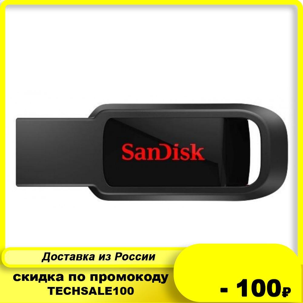 Флеш-накопитель Sandisk Флеш накопитель Sandisk Cruzer Spark USB 2.0 Flash Drive - 64GB