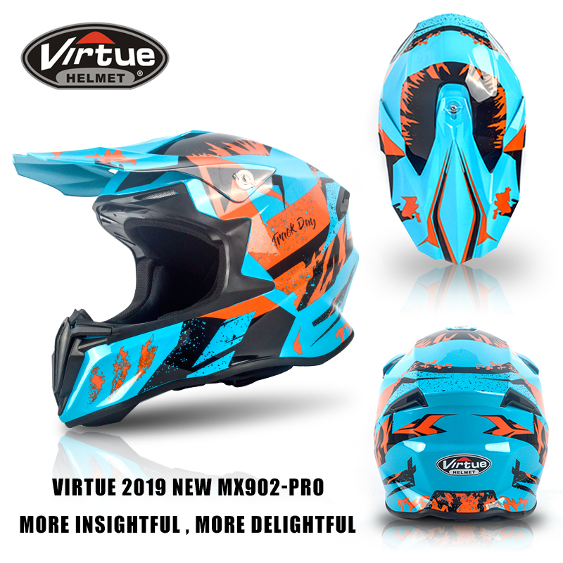 Adult Motocross Off-road Casque ATV Helmet 10