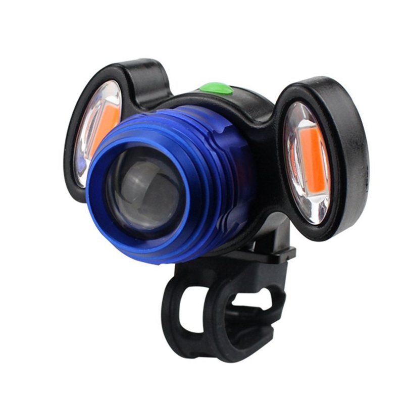 Waterproof IPX6 Bike Light Super Bright USB Rechargeable 3000LM T6 LED Bike Bicycle Light Headlight Cycle Lamp Flashlight Bike A|Bicycle Light| |  - title=