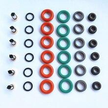 Gratis Verzending 6Sets Brandstof Injector Reparatie Kits Voor Onderdelen # 6G9N AB LR001982 30777501 85212259 Voor Volvo S80 / V70 / XC60 AY RK064