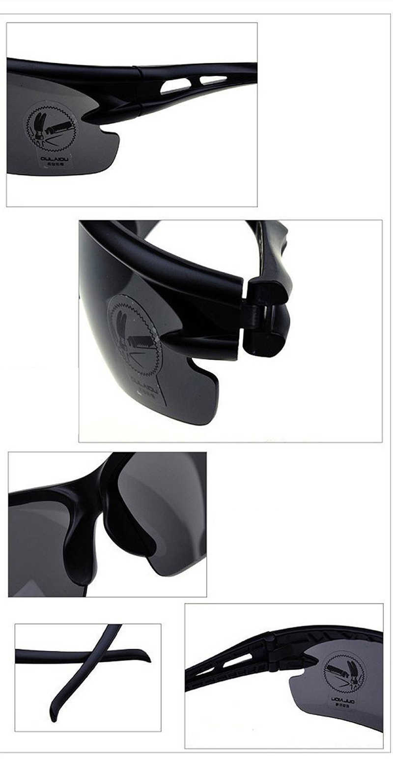 Phụ Kiện Ô Tô Thời Trang Chống Tia UV Bảo Vệ Kính Mát PC Chống Cháy Nổ Bảo Vệ Chống Sương Mù Dấu Mắt Kính Bảo Hộ
