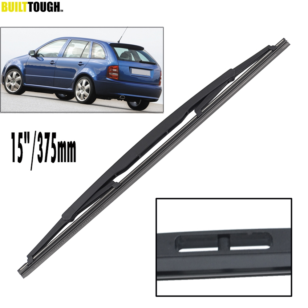 Micro Trader Rear Window Screen Wiper Arm /& Blade Set replacement for car