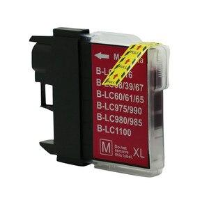 Image 4 - 12x LC985 LC975 LC39 чернила для принтера картридж совместимый с DCP385C DCP J125 DCP J315W MFC J415W MFC J410 MFC J700D J700DW
