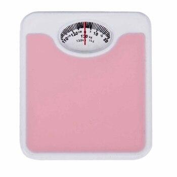 Escala 112 escala balanza miniatura muñecas casa accesorios rosa