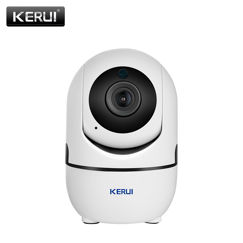KERUI WiFi IP Camera HD1080P Wireless Indoor Mini Camera Home Security Surveillance Night Vision Motion Alarm Real-time Monitor