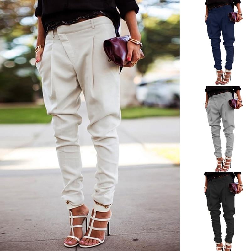 High Waist Pants Loose Joggers Women Pants Streetwear Punk Black Cargo Pants Women Casual Capris Trousers
