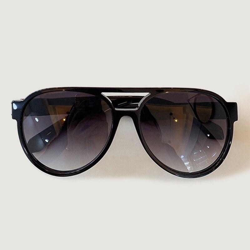 High Quality Women And Men Sunglasses Brand Luxury Oval Frame Sun Glasses UV400 Goggles