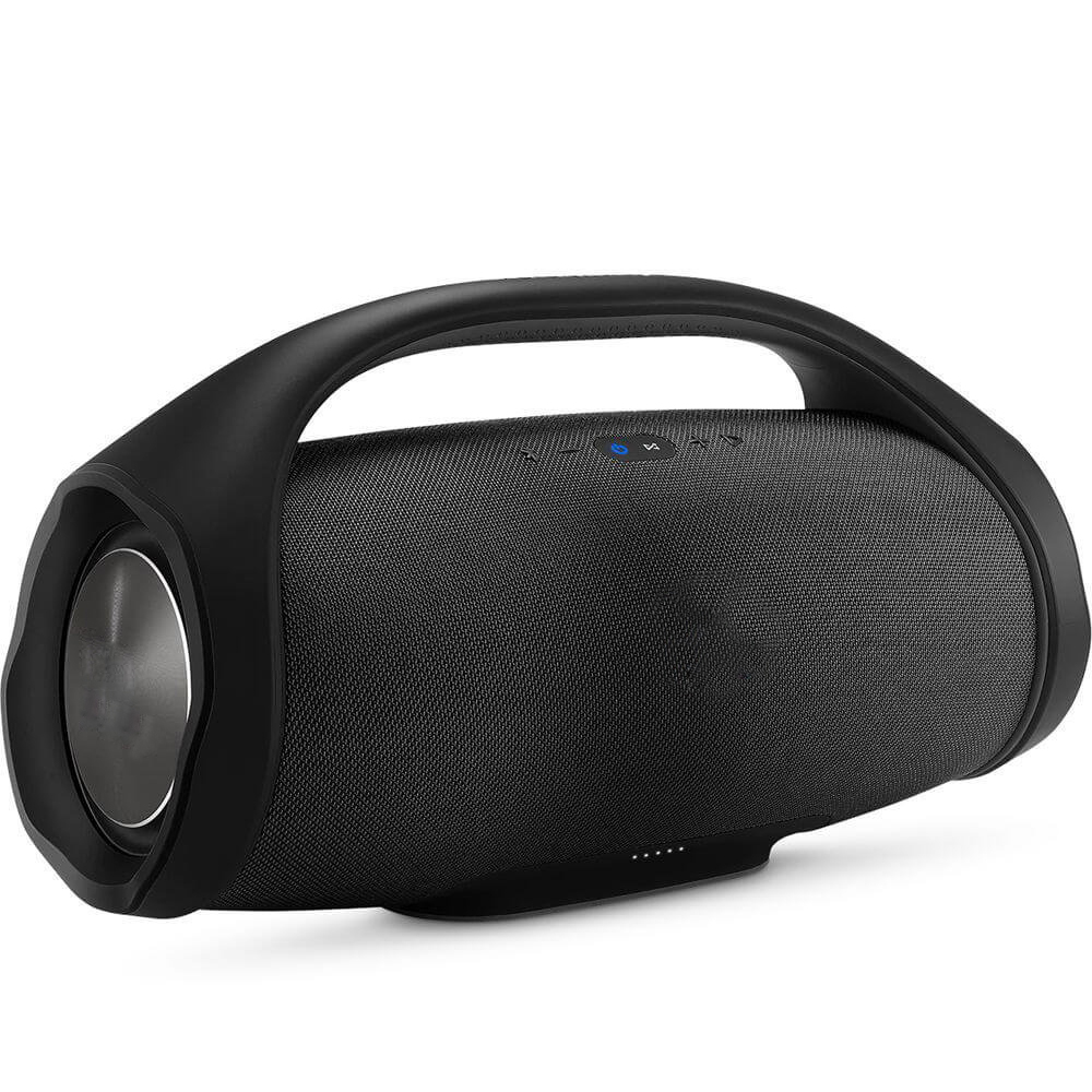 Best Wireless Bluetooth <font><b>Speaker</b></font> Waterproof Portable Outdoor Bicycle <font><b>Speaker</b></font> Column Box Loudspeaker HIFI Bass FM Radio TF Mp3 image