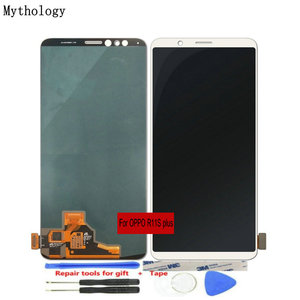 """Image 1 - For OPPO R11s Plus LCDs Touch Screen 6.43""""Display with Frame Assembly Replacement Mobile Phone Panels Repair Tools Mythology"""