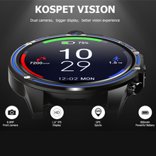 Sport Smart Watch Android phone 3gb 32gb 800mAh Battery 8MP+5MP dual Camera Heart rate GPS Smartwatch men for HUAWEI watch 2 GT(China)