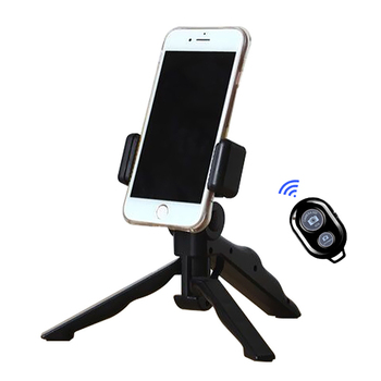 Smartphone Selfie YouTube Video Makeup Lighting Camera Tripod Stand/Phone Holder/Bluetooth for iphone 11 xiaomi samsung huawei image