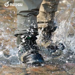 Image 5 - NEYGU waders de poitrine imperméables et ventilés, bottes à semelle en feutre pour sports nautiques, waders de pêche pour adultes pour planche
