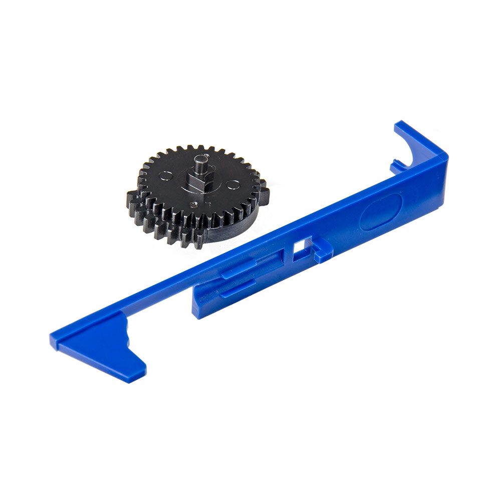 SHS Airsoft Tappet Plate For AEG Version Ver.2 SHS DSG Gear Gearbox Blue