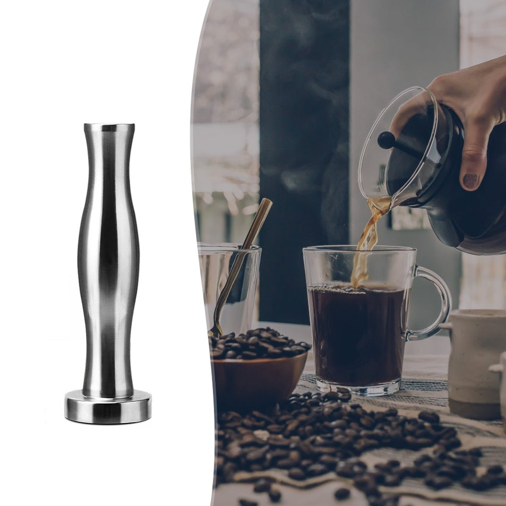 Unlimited Solid Powder Espresso Coffee Machine Stainless Steel Powder Hammer Powder Rod Capsule Nestle Compaction Equipment