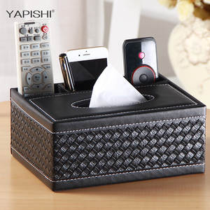 Tissue-Box Paper Multi-Functional Living-Room Crea Remote-Control Household