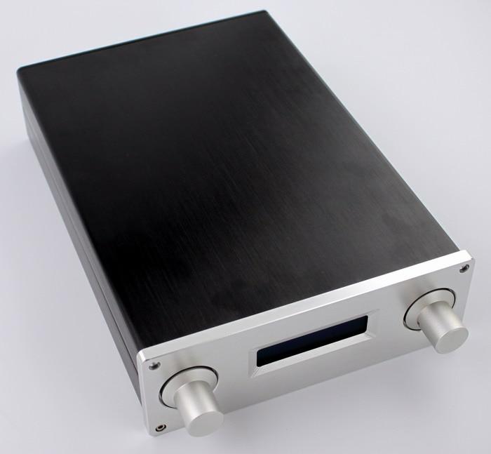 2020 New WA8 Full Aluminum Amplifier Enclosure/ Mini AMP Case/ Preamp Box/ PSU Chassis