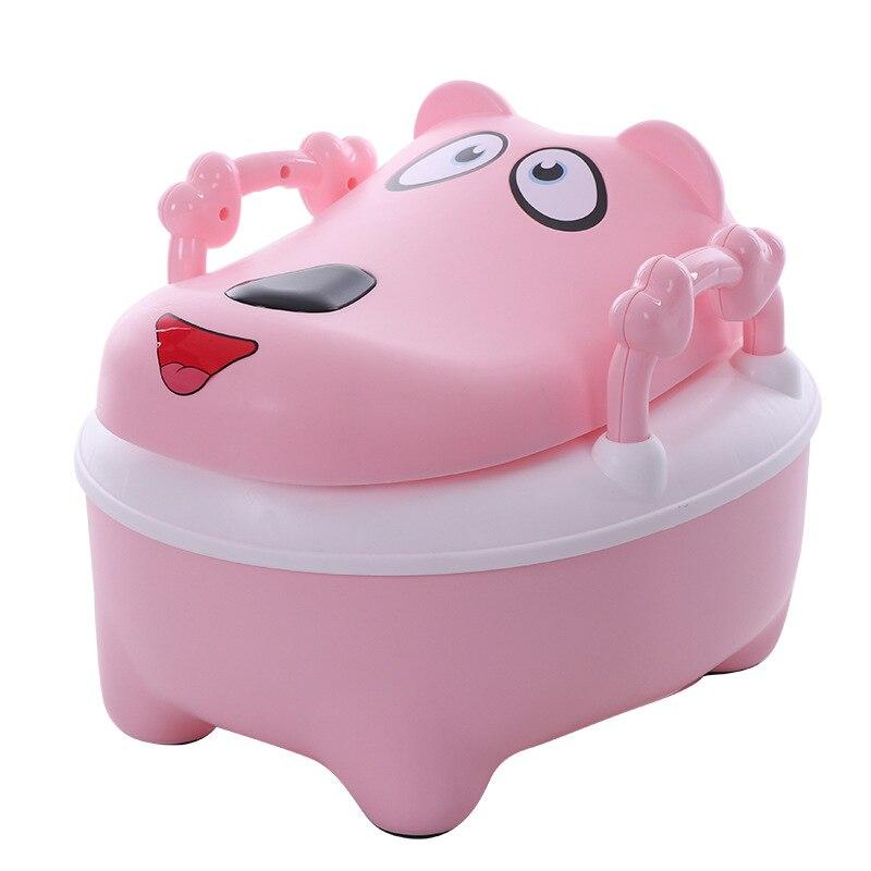 New Style Large Size Infant Child Pedestal Pan Baby Chamber Pot Infants Pedestal Pan Drawer-type Plastic Toilet Potty
