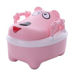 Nieuwe Stijl Grote Maat Baby Kind Voetstuk Pan Baby Kamer Pot Zuigelingen Voetstuk Pan Lade-Type Plastic Wc Potje