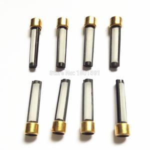 Image 2 - Najwyższa jakość 100 sztuk filtr wtryskiwacza paliwa do wtryskiwaczy Volkswagen 06H906036G (AY F1026)