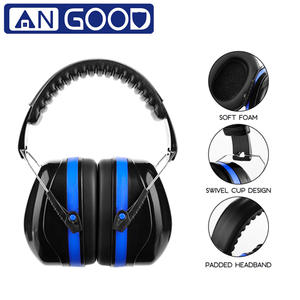 Earmuffs Ear-Protector Noise-Reducing Anti-Noise Factory-Shooting ANGOOD for Health-Caring