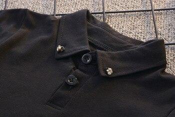 Pakaian Set Musim Panas Anak Lengan dan Celana Pendek 5
