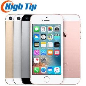 Оригинальный разблокированный Apple iPhone SE 4 аппарат не привязан к оператору сотовой связи мобильный телефон на базе iOS 4,0