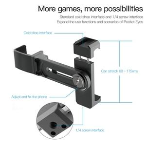 Image 4 - Braçadeira para montagem de tripé fimi, suporte de telefone, para palma, acessórios embutidos, 1/4 parafusos, haste de extensão, suporte flash suporte