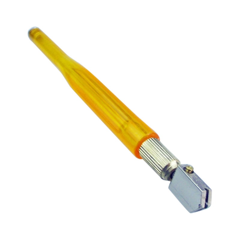Single Diamond Glass Cutter Sharp Knife Wheel Blade Diamond Cutting Tool Hard Alloy DIY Tile Mirror Repair Cutting Tools