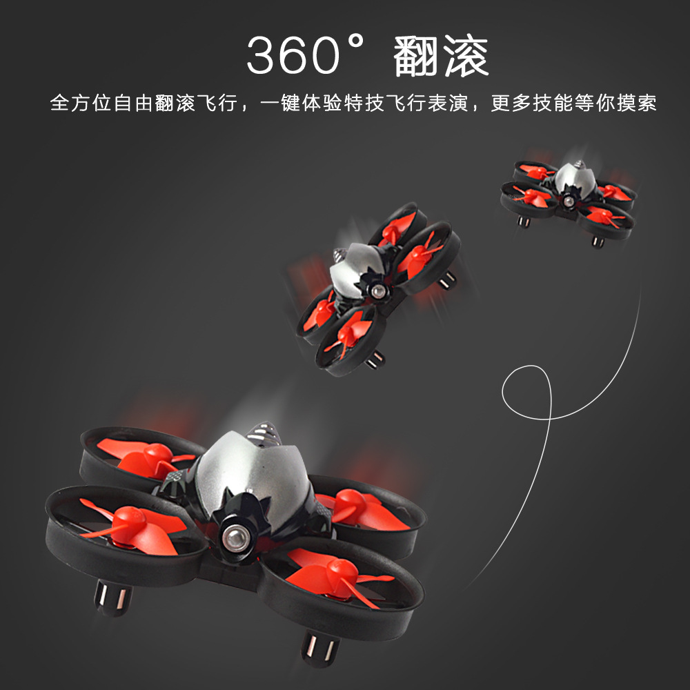 Mini DIY Quadcopter Children'S Educational Self-Assembly Unmanned Aerial Vehicle Assembly Model Airplane Toy Remote Control Airp