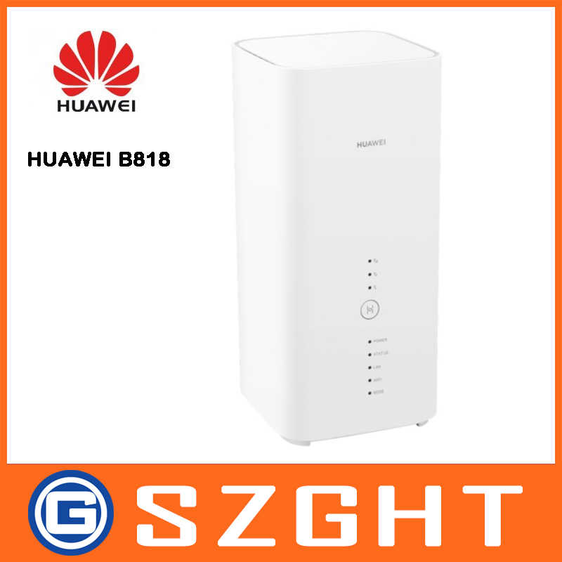 Sbloccato nuovo huawei B818 4G Router 3 Prime LTE CAT19 Router huawei B818-263 PK B618 B715s-23c