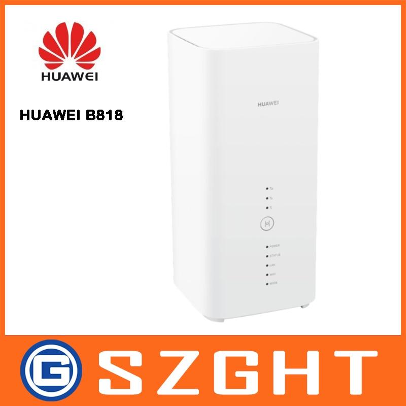 Разблокированный новый Huawei B818 4G Роутер 3 Prime LTE CAT19 роутер huawei B818-263 PK B618