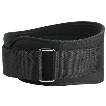 1 Pcs Fitness Weightlifting Belt Men Sports Waist Abdomen Women Guards Squat Training Nylon Belt Belts Fitness J0J5 2