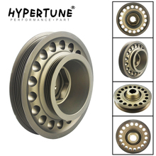 Crankshaft Pulley H22 Honda Prelude Aluminum Hypertune for 93-01 H22/Vtec/Ht-cp012 Lightweight