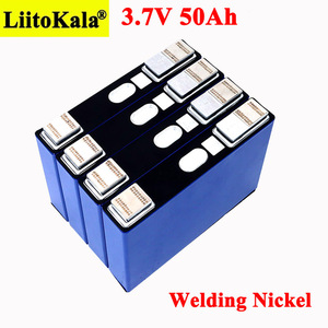 Image 1 - Liitokala 3.7V 50Ah Pin Ternary Lithium 50000MAh Cho 7.4V 12V 24V 36V 48V xe Máy Ô Tô Xe Máy Pin Sửa Đổi Niken