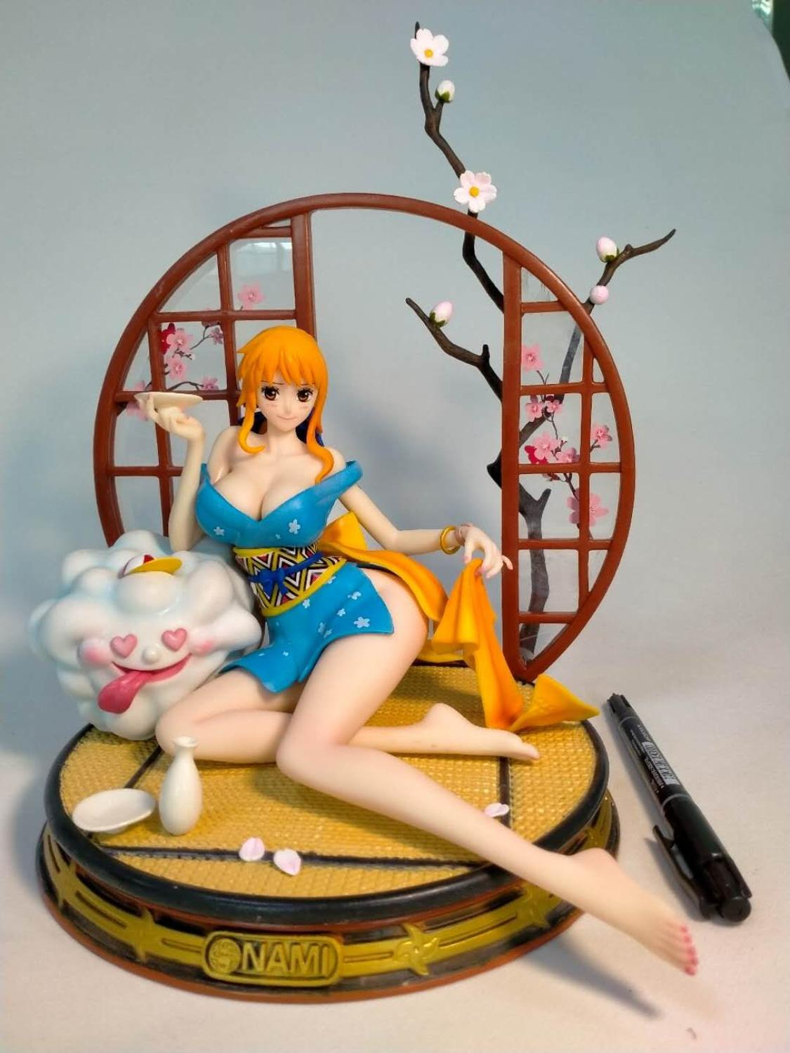 New Anime ONE PIECE GK Nico Robin Statue Large 1//7 Action Figure