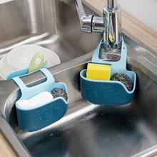 Mutfak lavabo raf bez sünger depolama raf asılı musluk drenaj sepet sabunluk organizatör banyo mutfak lavabo aksesuarları