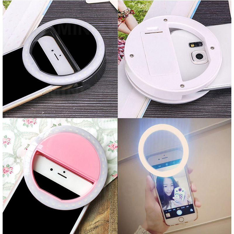 cheapest LED SMD Ring Light 10   with Stand LED Camera Selfie Light Ring for Iphone Xiaomi Huawei Samsung Phones Tripod Phone Holder