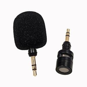 Image 5 - 3.5 ミリメートルプラグアンドプレイ金属マイク録音マイク携帯電話単方向金属マイクラップトップ pc マイク