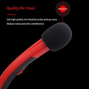 Image 2 - Microfono con cavo Con Il Telefono Del Basamento Da Tavolo Stereo PC Gaming microfono Studio di Gioco 360 ° microfono USB Professionale Doppio Microfono